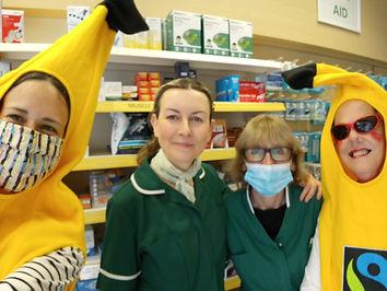 Bananas on the High Street -  Rosehill Pharmacy.jfif