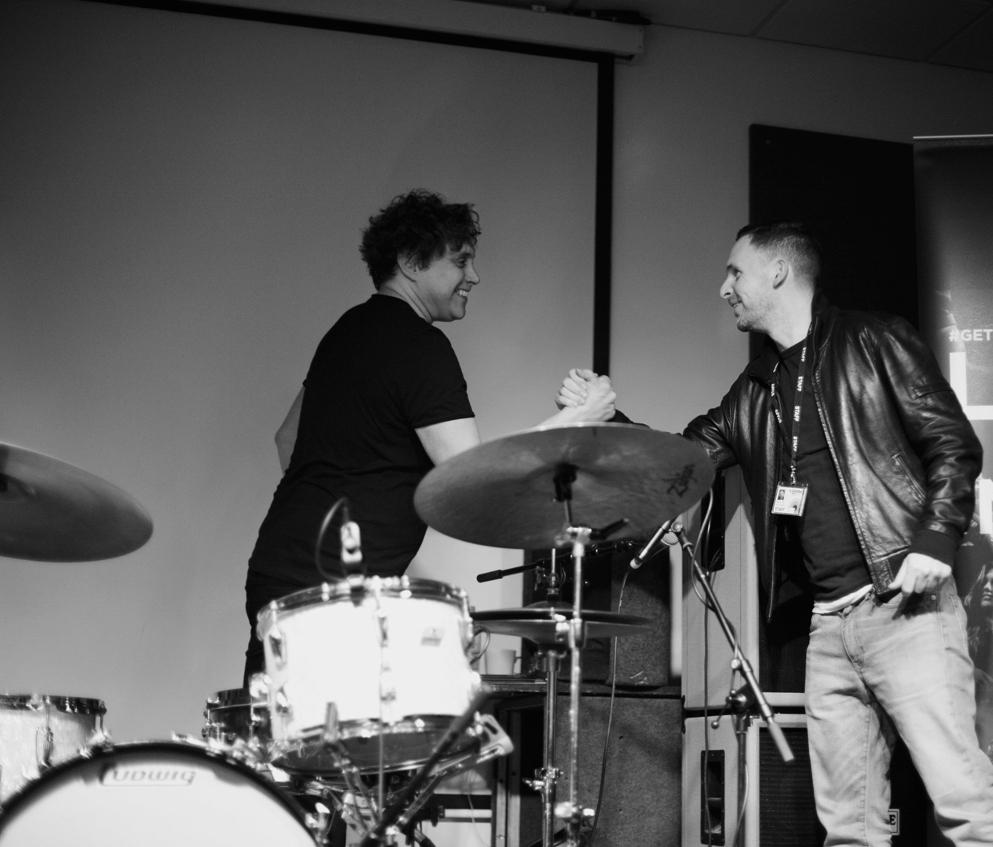 Pat & Ian Matthews