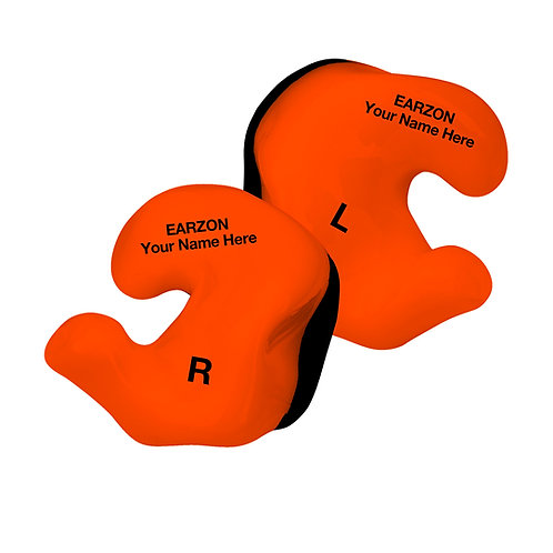EarzON® Ultra-Soft Silicone Custom Hearing Protection