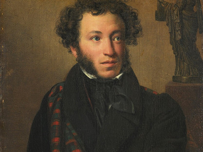 Why Pushkin was so Important to the Russian Language