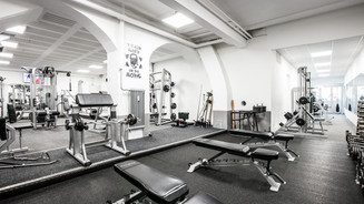 Oldschool Iron Gym