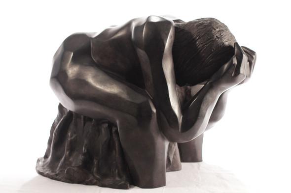 Mourning אשה באבל
