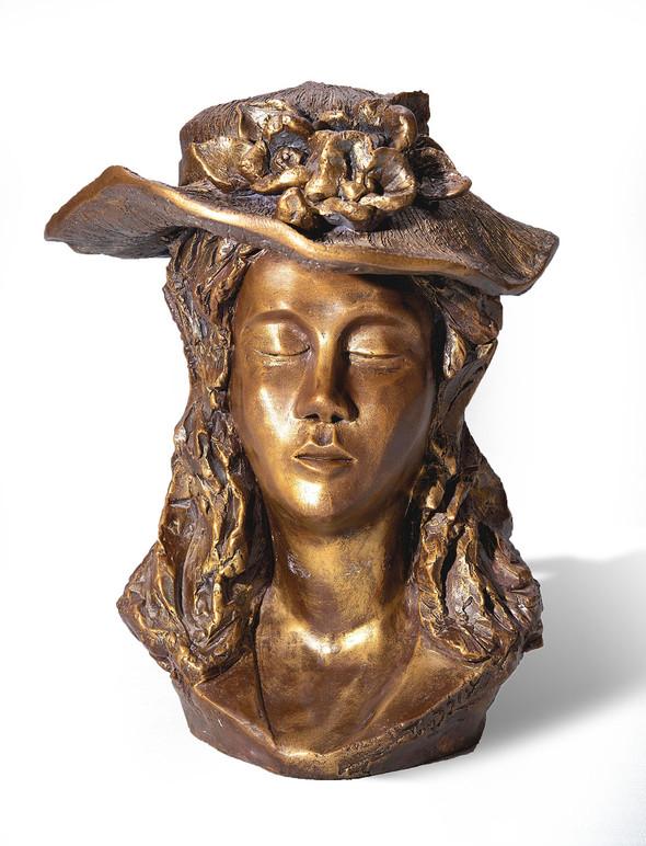 העלמה עם הכובע