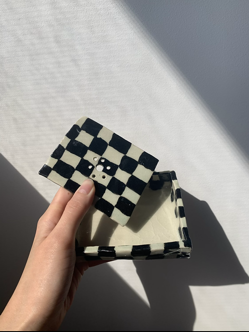 Checkered Soapy