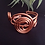 Thumbnail: Afrikan Copper-Twist Bracelet
