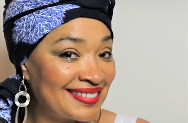 Bold Look Head Wrap Tutorial #9
