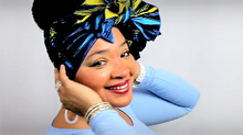 Bold Look Head Wrap Tutorial #12