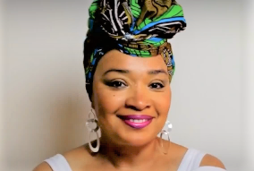 Bold Look Head Wrap Tutorial #1