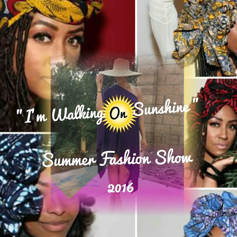 2016 Summer Fashion Show
