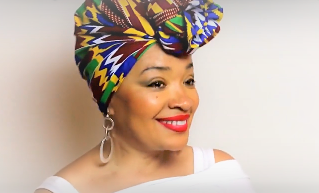 Bold Look Head Wrap Tutorial #6