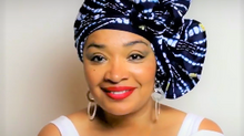Bold Look Head Wrap Tutorial #7
