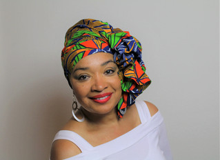 Bold Look Head Wrap Tutorial #4