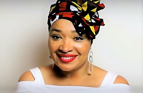 Bold Look Head Wrap Tutorial #5