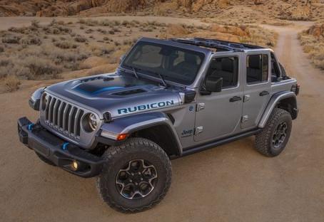 Nouveau Jeep Wrangler 4XE 2021 - Prix dévoilé pour Québec