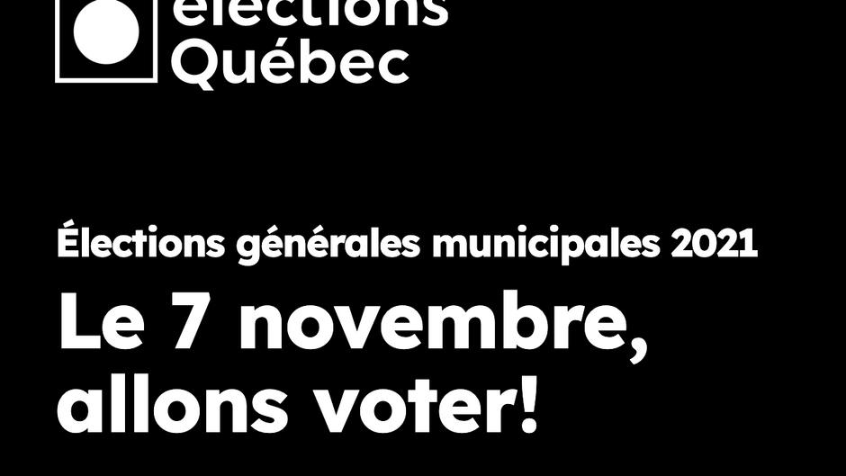 Élections générales municipales 2021