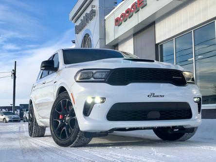 2021 Dodge Durango R/T AWD Tow N' Go Package disponible pour le Québec