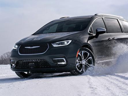 La Chrysler Pacifica 2021 remporte le prix de la « meilleure mini-fourgonnette à acheter »