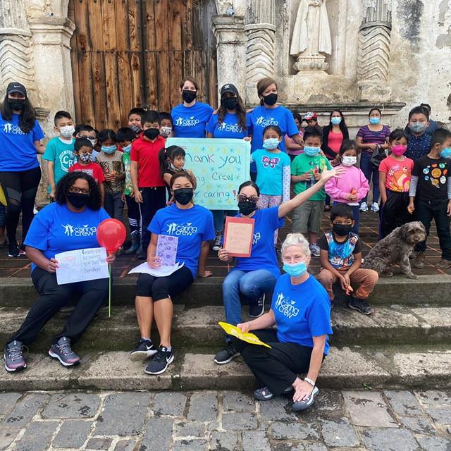 NOVEMBER 2021 MARIO'S PROJECT IN GUATEMALA