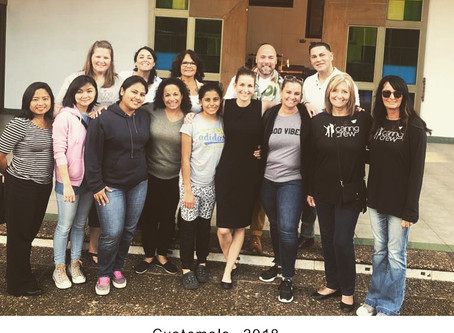 The Journey to Caring Crew