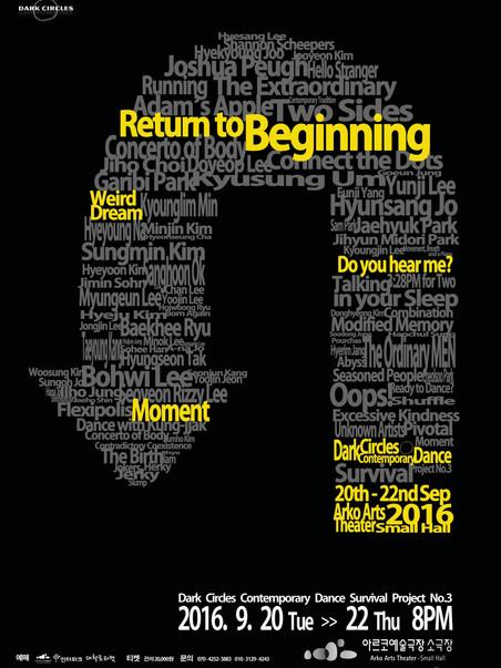 2016 Return to Beginning