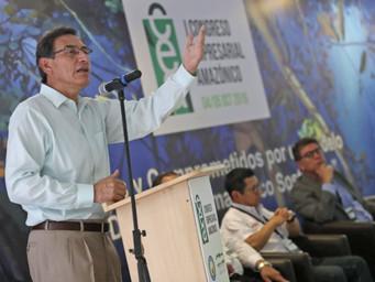 """Presidente #Vizcarra: Cierre del Congreso se hizo """"respetando escrupulosamente a nuestra democracia"""""""