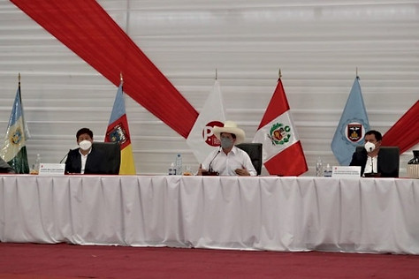 Presidente Pedro Castillo aceptó la renuncia de Héctor Béjar a la cancillería.
