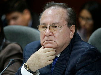 PJ REVOCÓPRISIÓN A LUIS NAVA, EX ASESOR DE ALAN GARCÍA