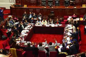 Comisión de Constitución del Congreso del Perú.