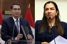 Espinoza fue expulsada de Alianza Para el Progreso (APP), por el líder del partido, César Acuña.