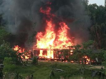 Operativo #Armagedón IV: Ocho laboratorios de droga destruidos y tres colombianos detenidos