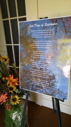 Leaves of September Poster
