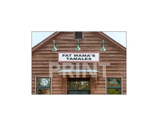 """Fat Mama's Tamales"" Natchez, Mississippi"