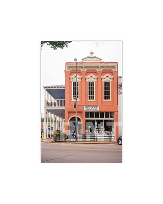 """Square Books"" Oxford, Mississippi"