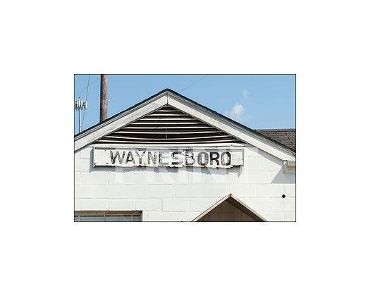 """""""Waynesboro"""" Waynesboro, Mississippi"""