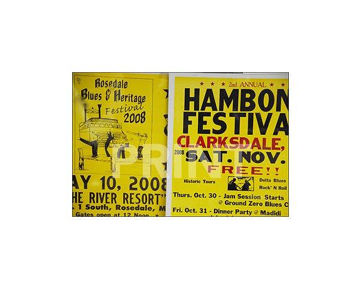 """Hambone Festival"" Clarksdale, Mississippi"