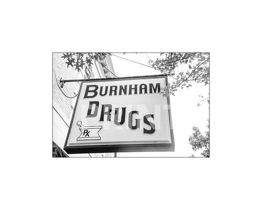 """""""Burnham Drugs"""" Moss Point, Mississippi"""