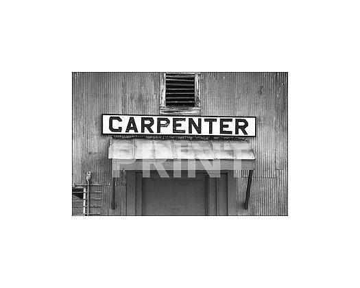 """""""Carpenter Depot"""" Carpenter, Mississippi"""