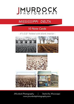 Note Cards: Delta Collection