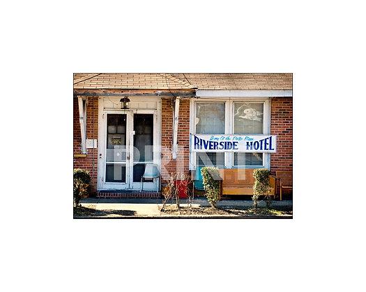 """""""Riverside Hotel"""" Clarksdale, Mississippi"""