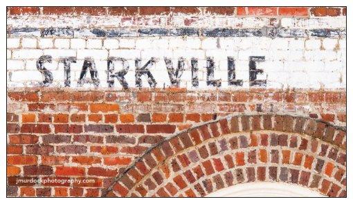 Magnet: Starkville
