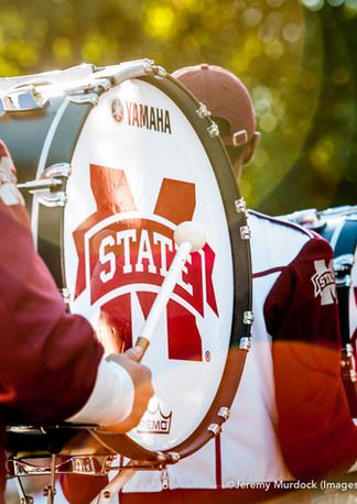 Mississippi State University's Famous Maroon Band