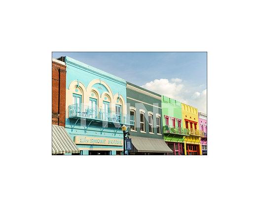 """Main Street Yazoo City""Yazoo, City Mississippi"