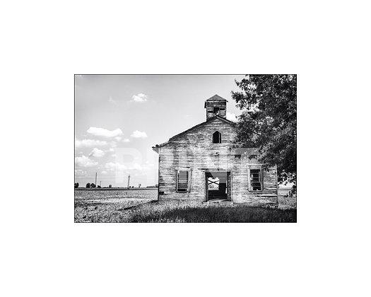 """Mount Helena Methodist Episcopal Church"" Sharkey County, Mississippi"