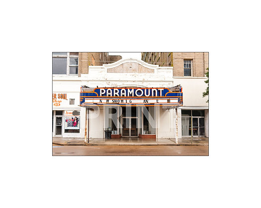 """Paramount Theatre"" Clarksdale, Mississippi"