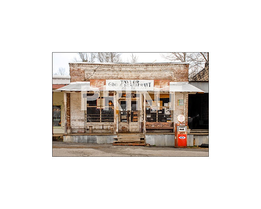 """""""Taylor Grocery"""" Taylor, Mississippi"""