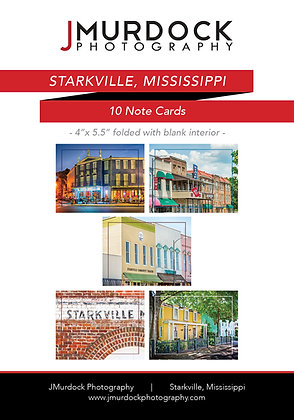 Note Cards: Starkville Collection