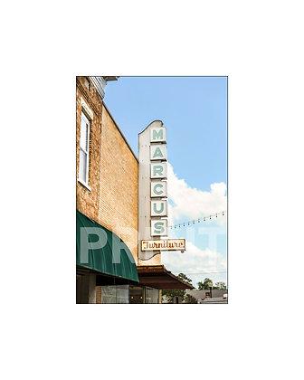 """""""Marcus Furniture"""" Laurel, Mississippi"""