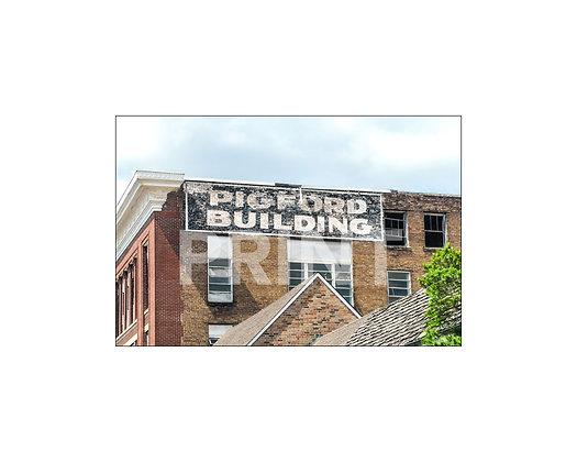 """""""Pigford Building"""" Meridian,Mississippi"""