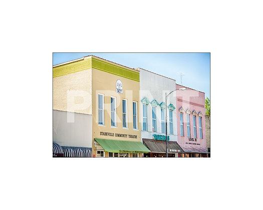 """""""Starkville Community Theatre"""""""