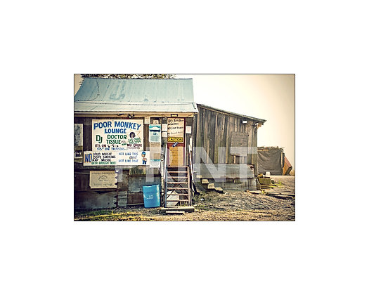 """Po' Monkey's Lounge"" Merigold, Mississippi"